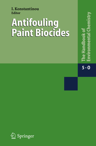 Antifouling Paint Biocides - Coverbild