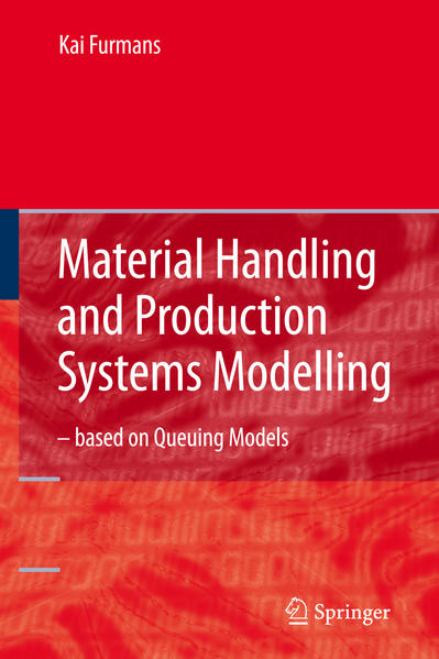Material Handling and Production Systems Modelling - based on Queuing Models - Coverbild