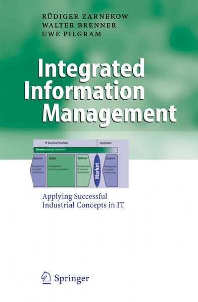 Integrated Information Management - Coverbild