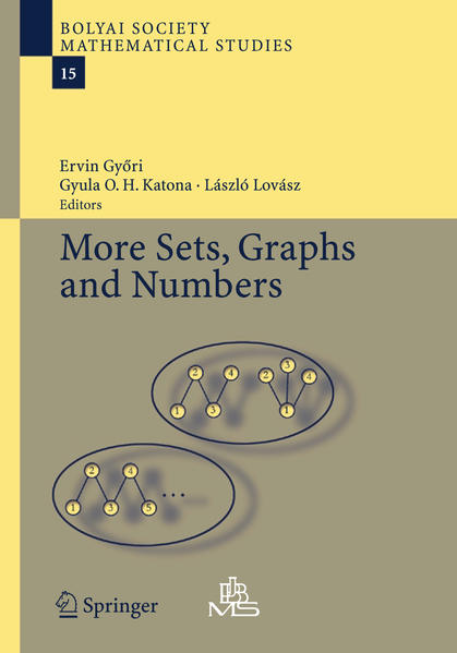 More Sets, Graphs and Numbers - Coverbild