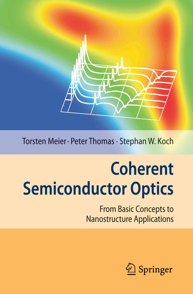 Coherent Semiconductor Optics - Coverbild