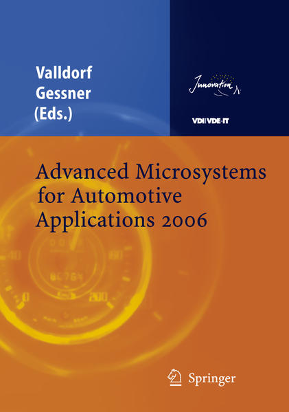 Advanced Microsystems for Automotive Applications 2006 - Coverbild