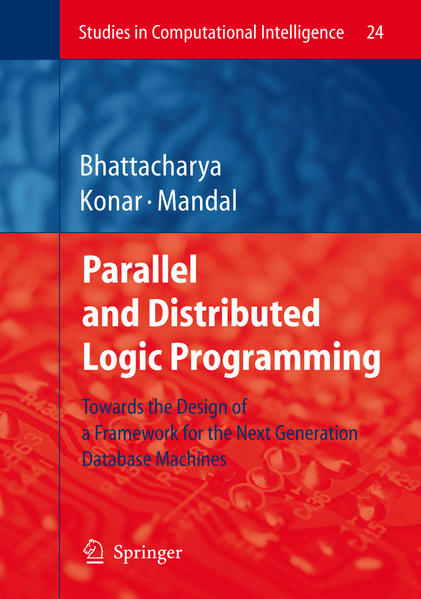 Parallel and Distributed Logic Programming - Coverbild