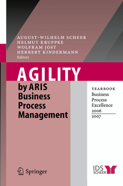 Agility by ARIS Business Process Management - Coverbild