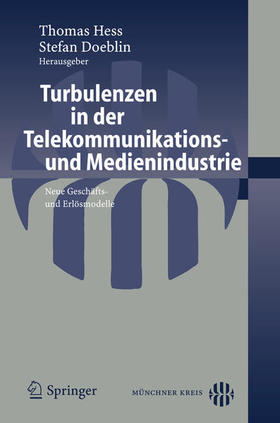 Turbulenzen in der Telekommunikations- und Medienindustrie - Coverbild