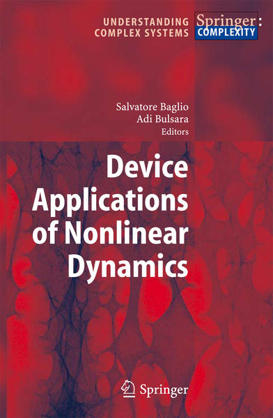 Device Applications of Nonlinear Dynamics - Coverbild