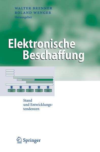 Elektronische Beschaffung - Coverbild