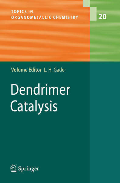 Dendrimer Catalysis - Coverbild