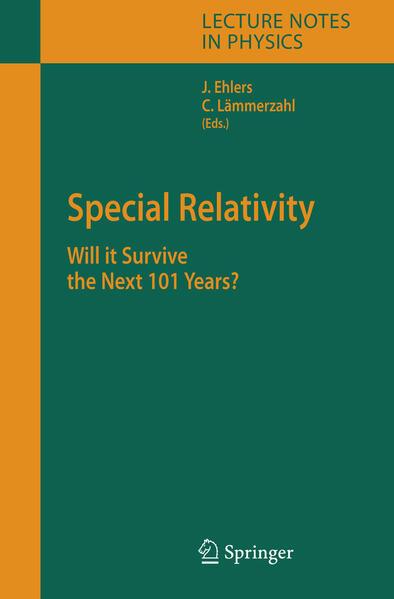 Special Relativity - Coverbild