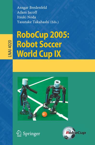 RoboCup 2005: Robot Soccer World Cup IX - Coverbild