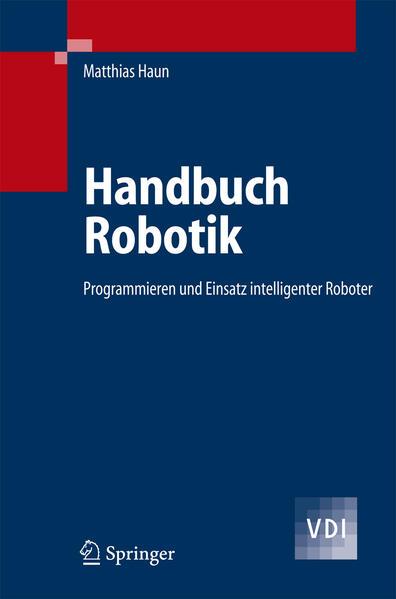 Kostenloser Download Handbuch Robotik PDF