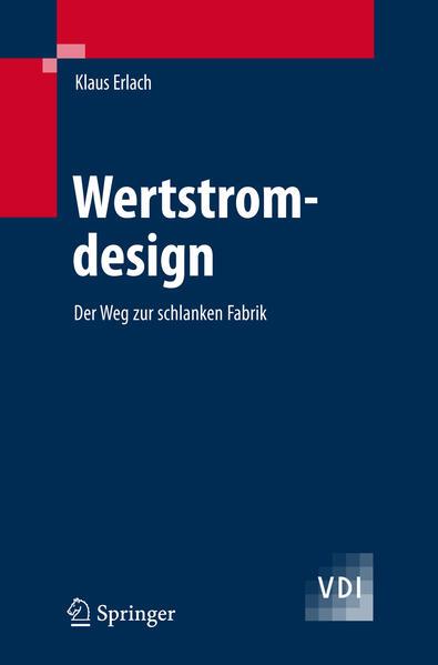 Wertstromdesign - Coverbild