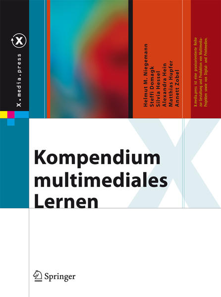Kompendium multimediales Lernen - Coverbild