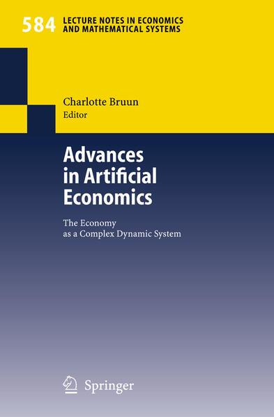 Advances in Artificial Economics - Coverbild
