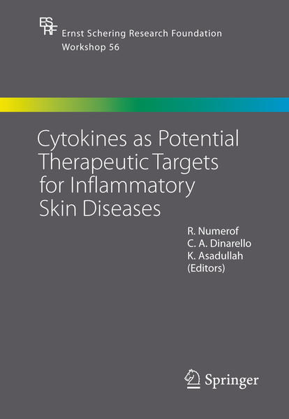 Cytokines as Potential Therapeutic Targets for Inflammatory Skin Diseases - Coverbild