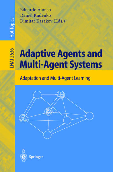 Adaptive Agents and Multi-Agent Systems - Coverbild