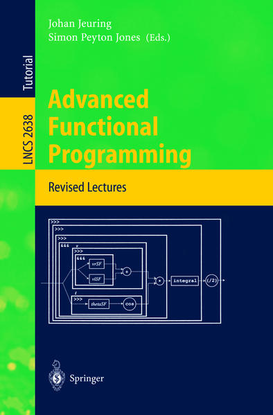 Advanced Functional Programming - Coverbild