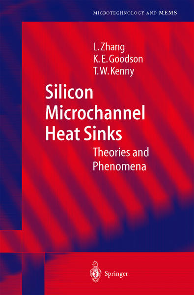 Silicon Microchannel Heat Sinks - Coverbild