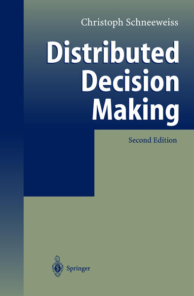 Distributed Decision Making - Coverbild