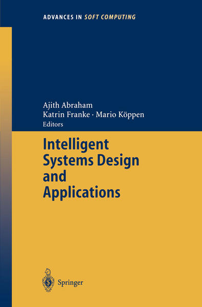 Intelligent Systems Design and Applications - Coverbild