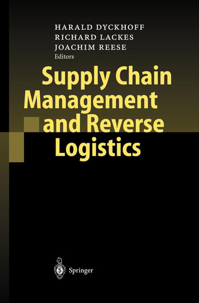 Supply Chain Management and Reverse Logistics - Coverbild