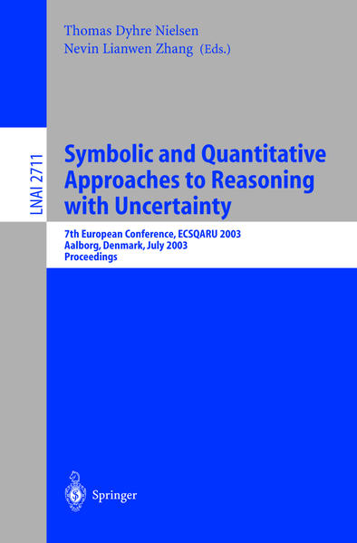 Symbolic and Quantitative Approaches to Reasoning with Uncertainty - Coverbild