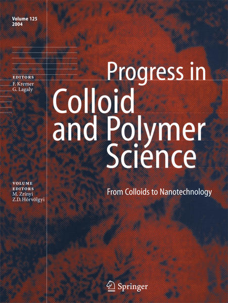 From Colloids to Nanotechnology - Coverbild