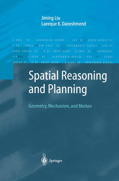 Spatial Reasoning and Planning - Coverbild