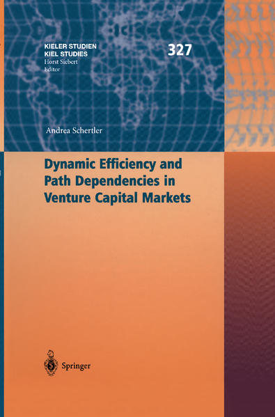 Dynamic Efficiency and Path Dependencies in Venture Capital Markets - Coverbild