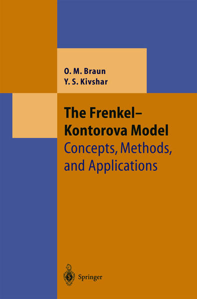The Frenkel-Kontorova Model - Coverbild