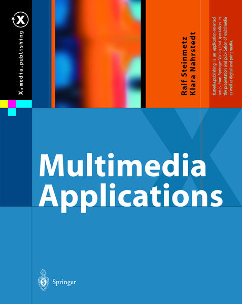 Multimedia Applications - Coverbild