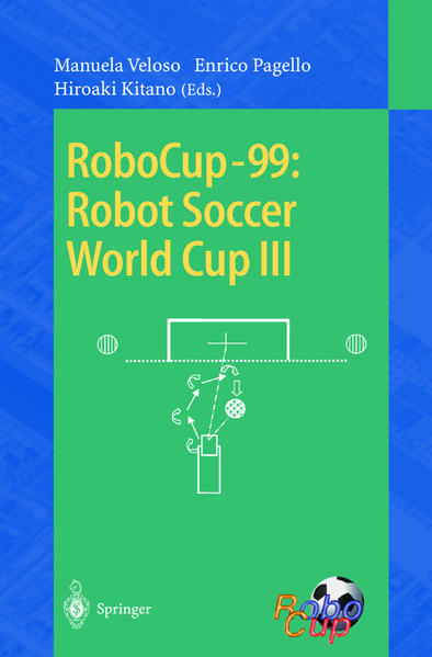 RoboCup-99: Robot Soccer World Cup III - Coverbild