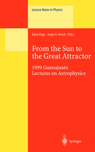 From the Sun to the Great Attractor - Coverbild