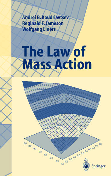 The Law of Mass Action - Coverbild