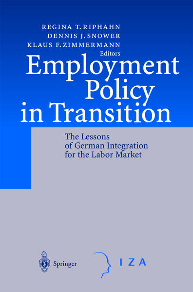 Employment Policy in Transition - Coverbild