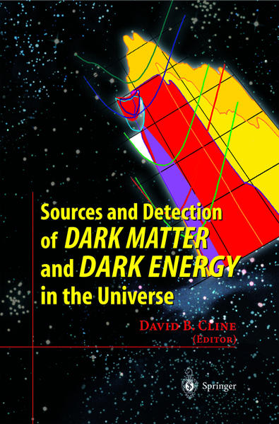 Sources and Detection of Dark Matter and Dark Energy in the Universe - Coverbild