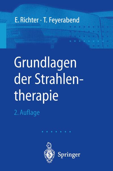 Grundlagen der Strahlentherapie - Coverbild
