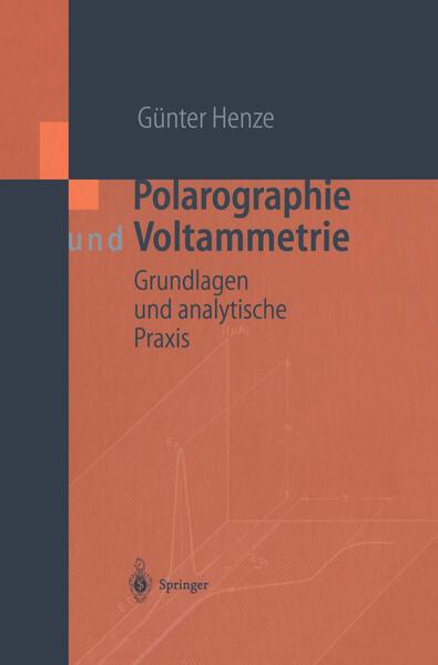 Polarographie und Voltammetrie - Coverbild