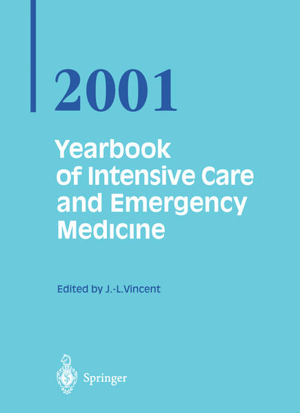 Yearbook of Intensive Care and Emergency Medicine 2001 - Coverbild