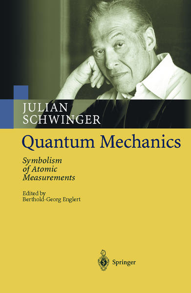 Quantum Mechanics - Coverbild