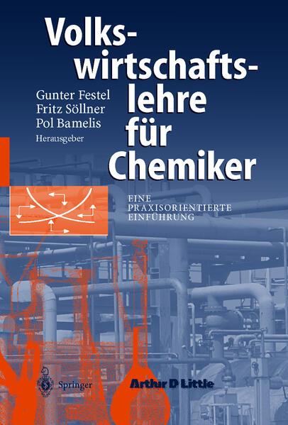 Volkswirtschaftslehre für Chemiker - Coverbild