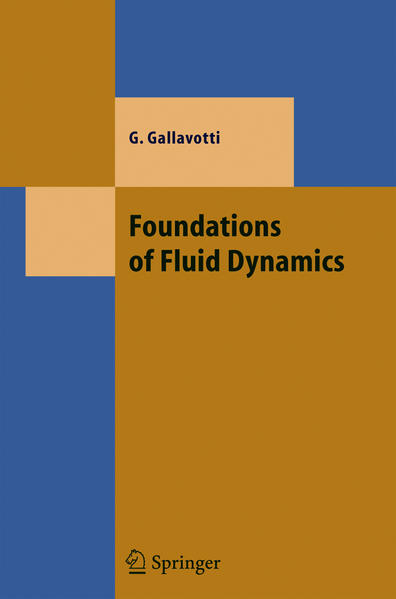 Foundations of Fluid Dynamics - Coverbild