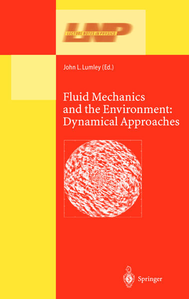 Fluid Mechanics and the Environment: Dynamical Approaches - Coverbild