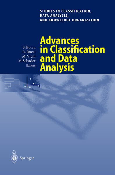 Advances in Classification and Data Analysis - Coverbild