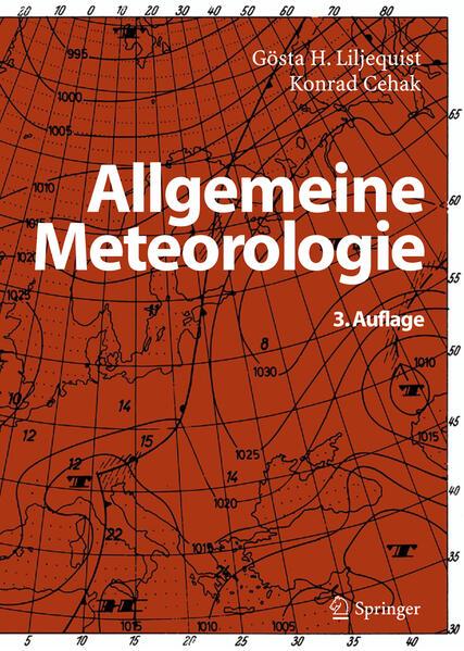 Allgemeine Meteorologie - Coverbild