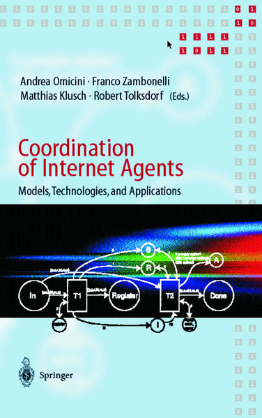 Coordination of Internet Agents - Coverbild