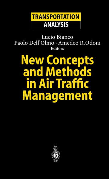 New Concepts and Methods in Air Traffic Management - Coverbild