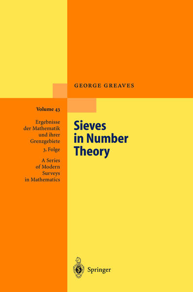 Sieves in Number Theory - Coverbild