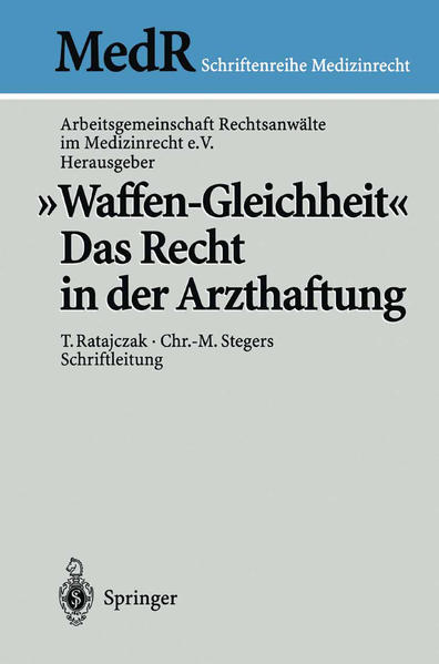 """""""Waffen-Gleichheit"""" - Coverbild"""