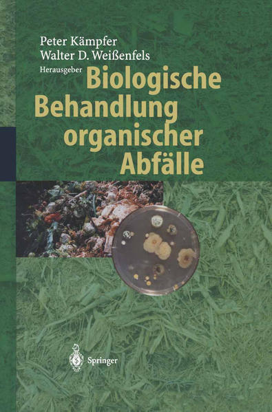 Biologische Behandlung organischer Abfälle - Coverbild